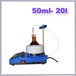 Low Cost aibote High Temperature heating mantle stirrer 10Liters