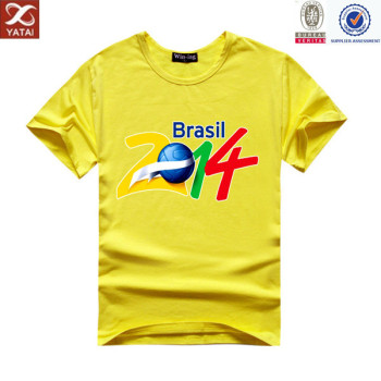 oem mass production brazil t shirt buy brazil t shirt