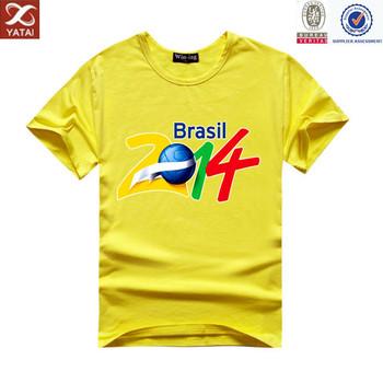 Oem mass production brazil t shirt buy brazil t shirt for Mass t shirt production