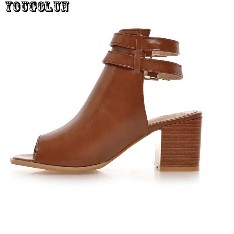 Ladies Black Square Toe Shoes