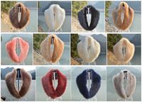 Women's Faux Fur Collar Scarf Fluffy Winter Shawl,faux fur stole,wholesale