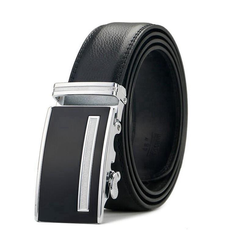 Fashion Custom Leather Men Automatic Belt Buckle Manufacturers