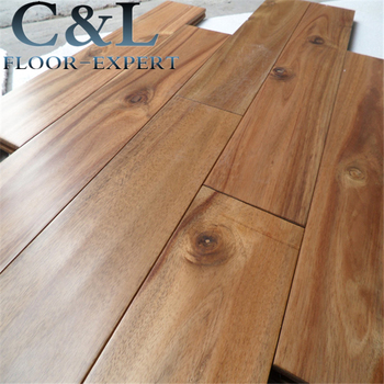 Factory Direct Sales Ab Grade Stained Color Big Leaf Acacia Wood