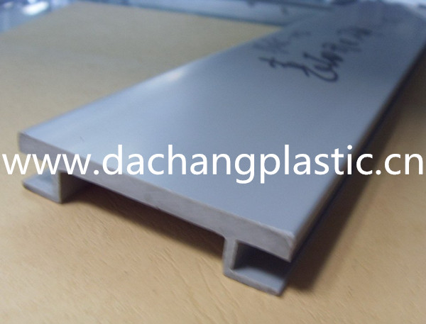Dongguan custom made PVC estrusione Profilo