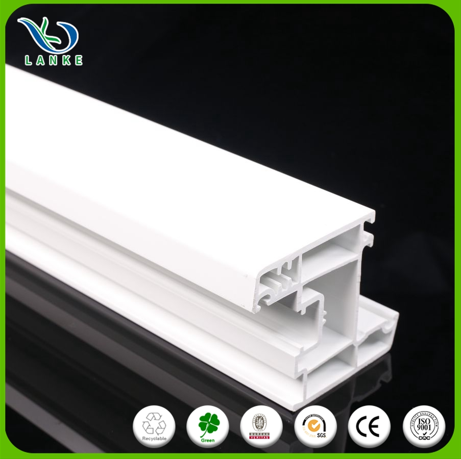 China upvc profiles factory supplier the window frame wholesaler customized door profiles