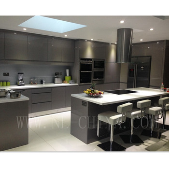 English Design Kitchen Cabinet