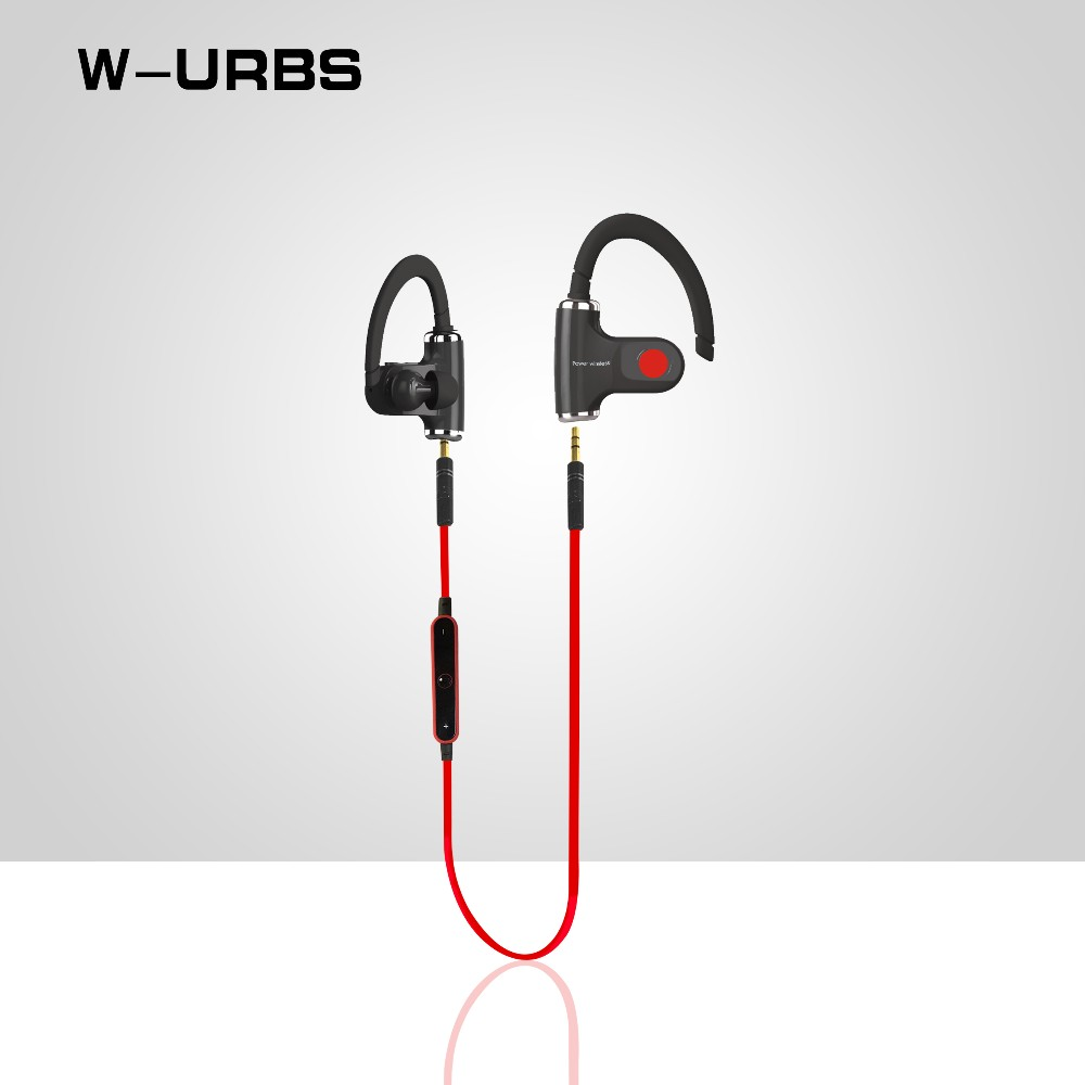 SNHALSAR 2016 sport wireless bluetooth earphone with mic for mp3 player phone