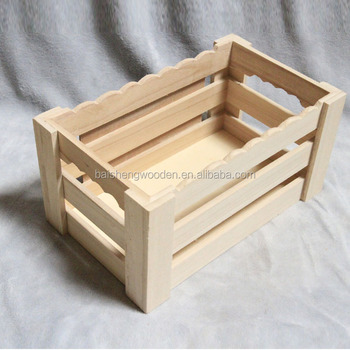 Shabby Chic Wooden Storage Box Mini Wooden Fruit Crates Wholesale Buy Wooden Mini Crateswooden Crates Wholesalewood Fruit Crates Product On