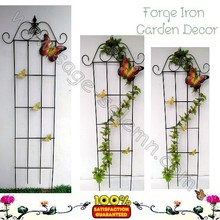 Beautiful Decorative Metal Garden Trellis