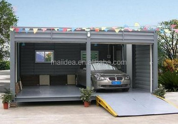 Double Garage Workshop Package Price