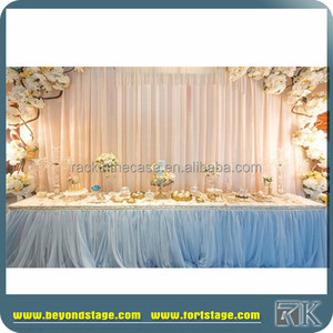 cheap pipe and drape/church wall decorations/kids curtains