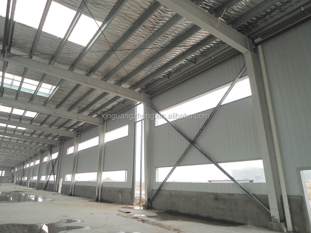 cheap modular prefabricated warehouse building for sale