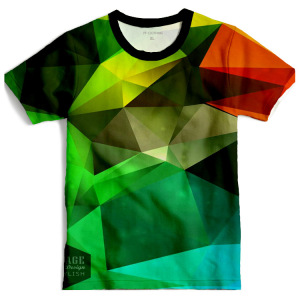 Custom sublimation t-shirt print tshirt design tshirts garment