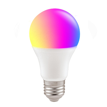 E27/B22 WiFi led bulb smart light RGB+C+W Multi Color 15W with music rhythm