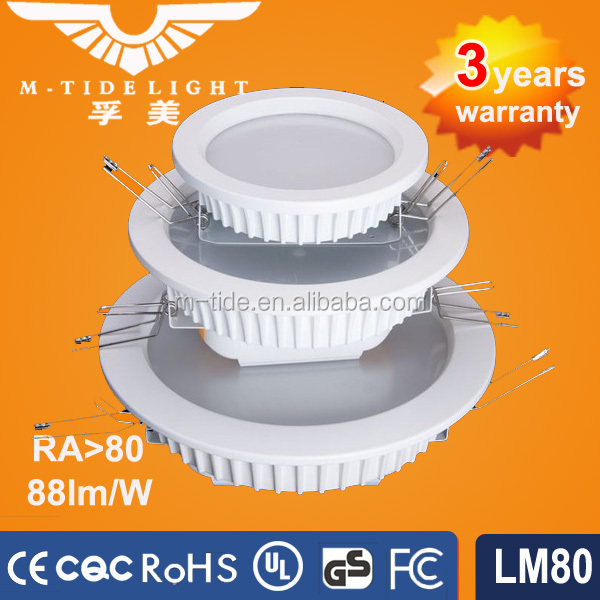 Top quality CE RoHS approval 20w legrand led downlight