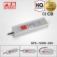 Buy waterproof 120W LED power supply in China on Alibaba.com