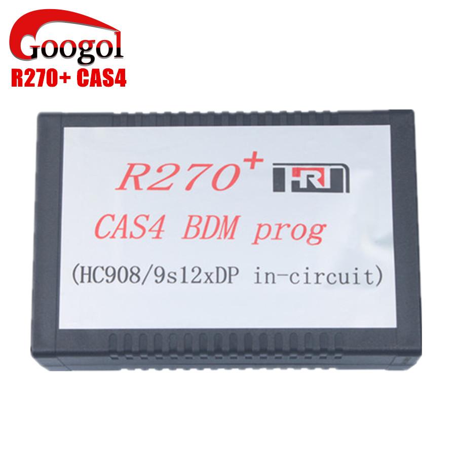 R270 + V1.20 для BMW CAS4 BDM программер R270 авто CAS4 BDM программер профессиональный программер бесплатная доставка