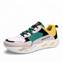 2018 wholesale 싼 multicolor sneakers 경량 summer men sport shoes