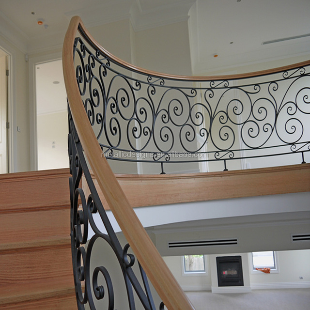 Promotional Stair Railing Kits Glass Balustrades