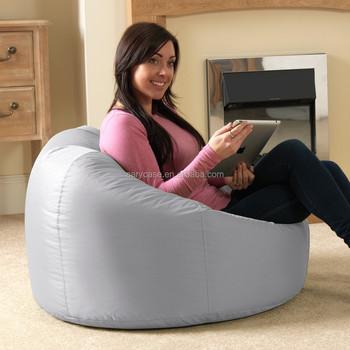 Indoor Living Room Bean Bag Chair Outdoor Floor Tv Beanbag Cushion