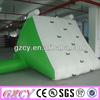 Hot sale!!! attractive inflatable water floating toy with climbing, inflatable water sport games