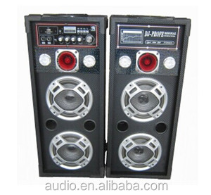 Best Powerful active audio pro dj stage 4 speaker