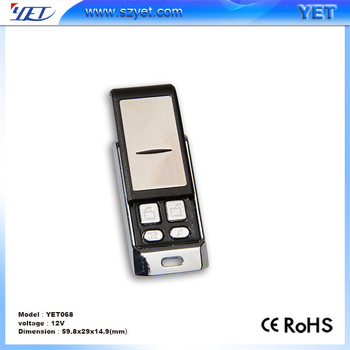 Code Grabbers And Remote Keyless Entry Garage Door Remote Control