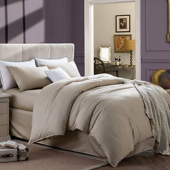 Oem Product 1800 Thread Count Egyptian Cotton Quality Microfiber Fabric Bed  Sheet