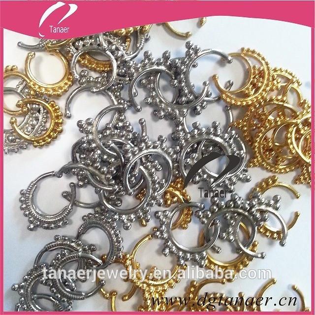 septum nez anneau or rempli 16g 8mm lever du soleil aplatie septum helix piercing bijoux bijoux. Black Bedroom Furniture Sets. Home Design Ideas