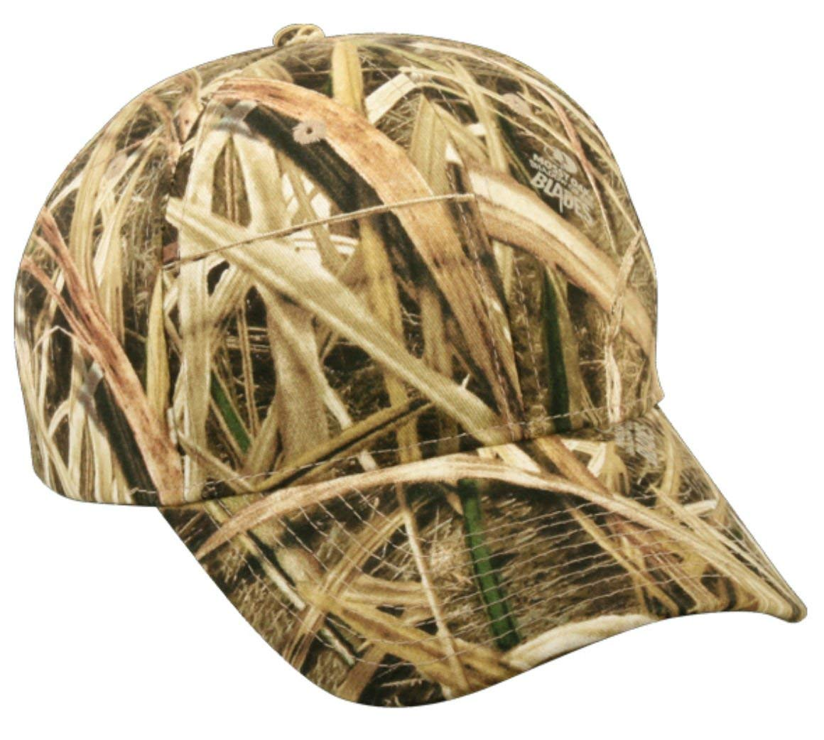 Get Quotations · Mossy Oak Youth Camouflage Hunting Hats Shadow Grass f791b222d79