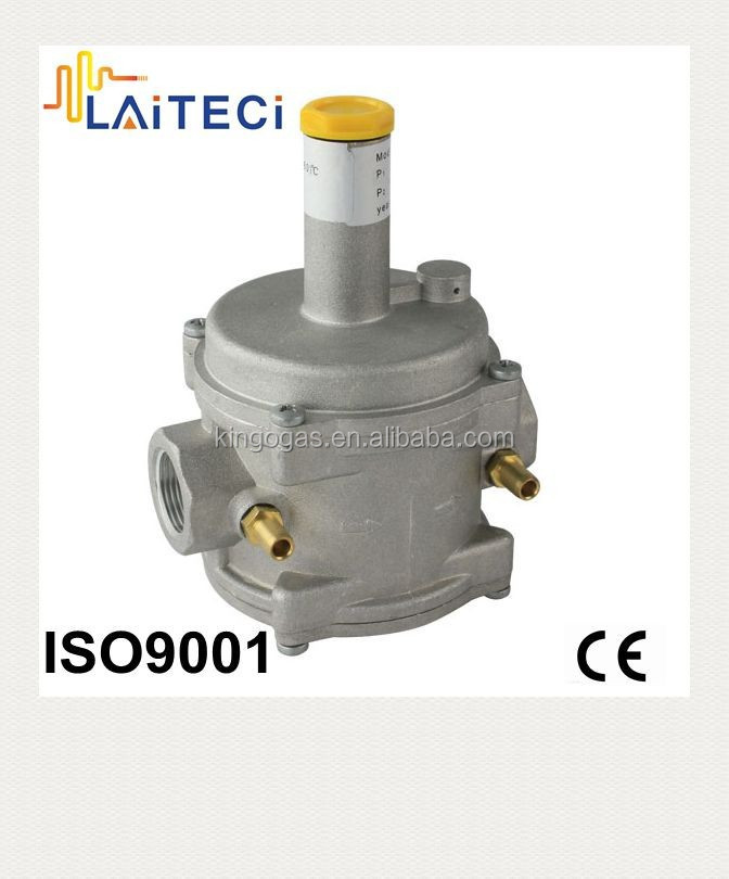 NATURAL GAS PRESSURE REGULATOR
