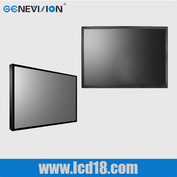 54ea4bbf8 Atacado 19  quot polegadas SDI VGA UM grau painel LCD industrial concha de  metal