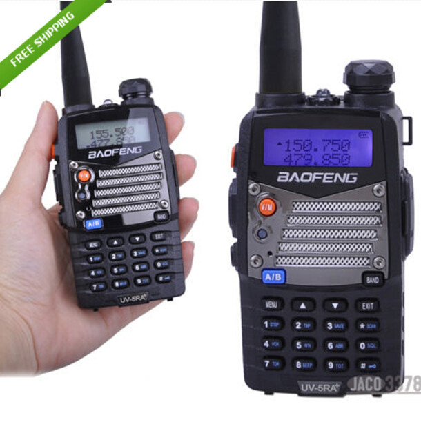Longue port e baofeng uv 5ra vhf uhf talkie walkie - Talkie walkie professionnel longue portee ...