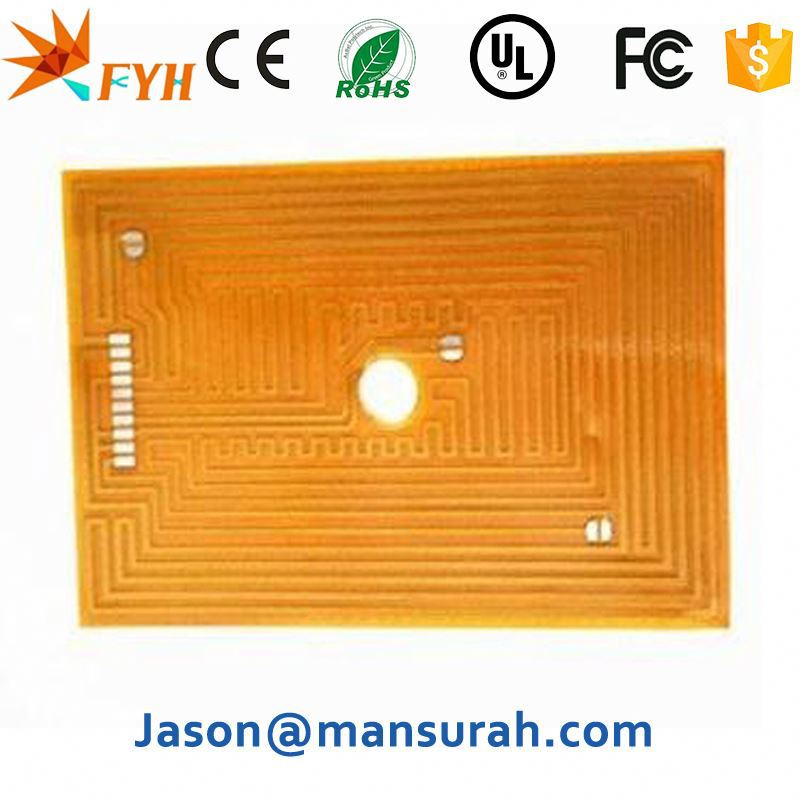 New Energy Kapton Heater For Feet Heating Element Film