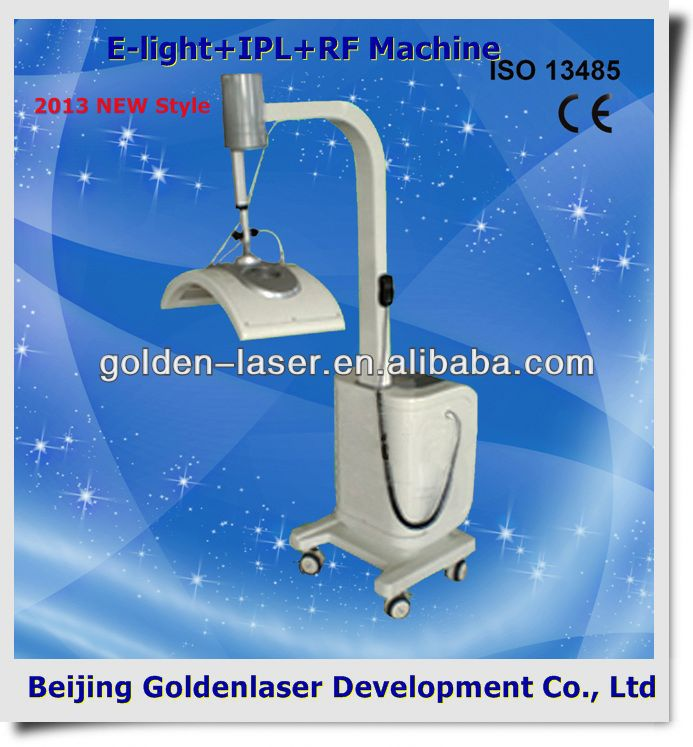 2013 Exporter E-light+IPL+RF machine elite epilation machine weight loss foot spa salt hair removal device