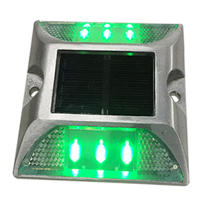 20 Tons Load Bearing IP68 Aluminum LED Solar Reflector Road