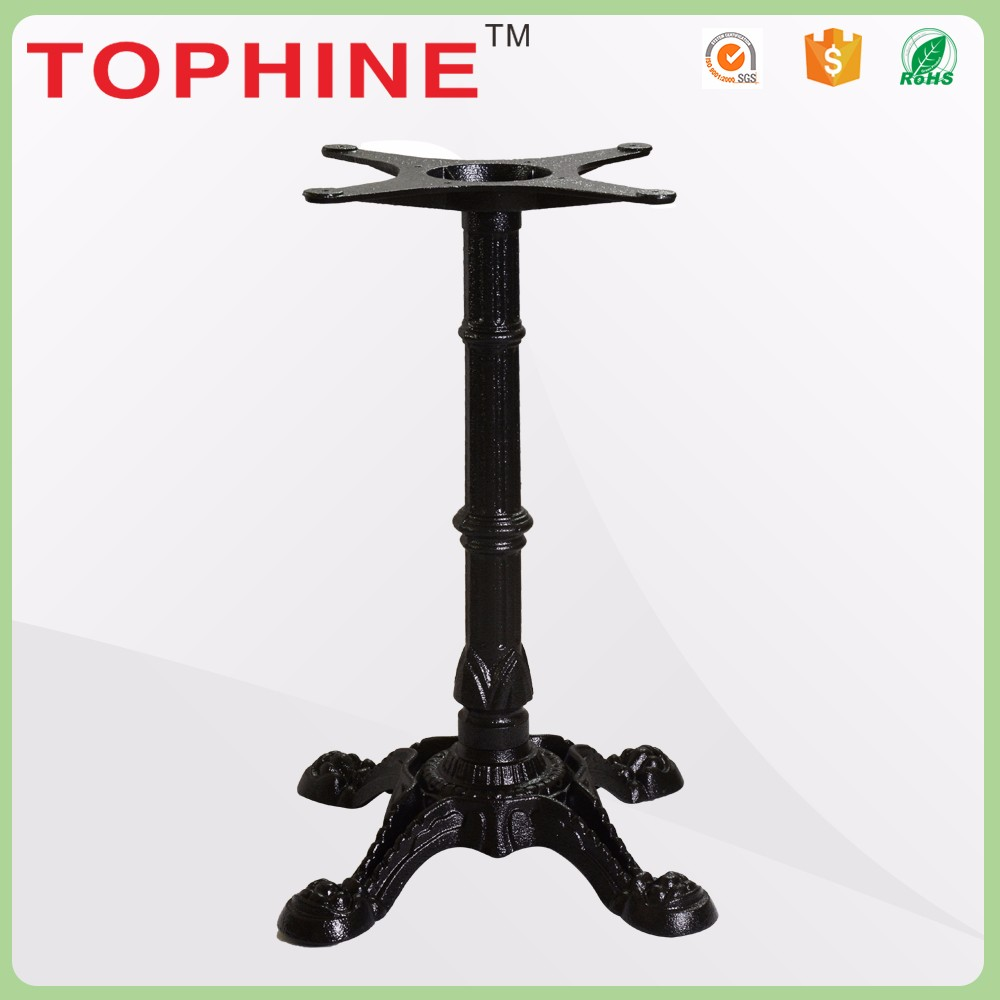 China Suppliers Wholesale Wrought Iron Table Base For Dining Table