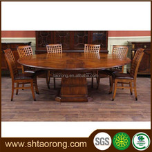 antique restaurant dinning tables and chairs