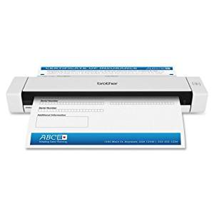 """Brother Industries, Ltd - Brother Ds-620 Sheetfed Scanner - 600 Dpi Optical - Usb """"Product Category: Scanning Devices/Scanners"""""""