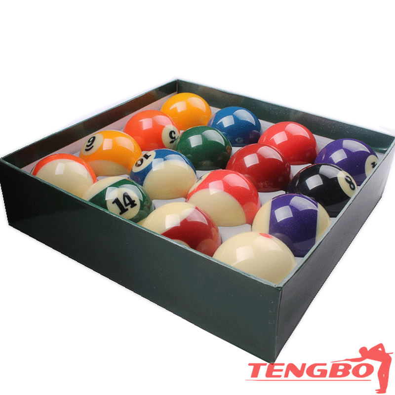 Best selling billiards game custom design cheap billiard ball
