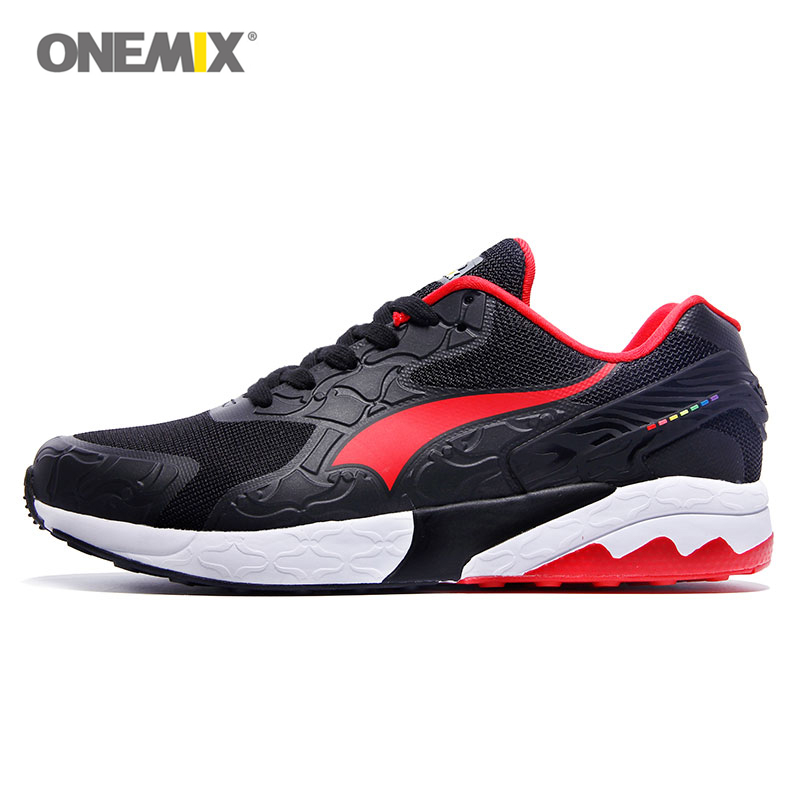Onemix Men S Air Cushion Trainer Running Shoes