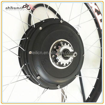 High speed 3000watts electric motor hub 3kw hub motor for High speed brushless dc motor