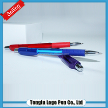 Most popular plastic ballpoint pen promotional floating pen