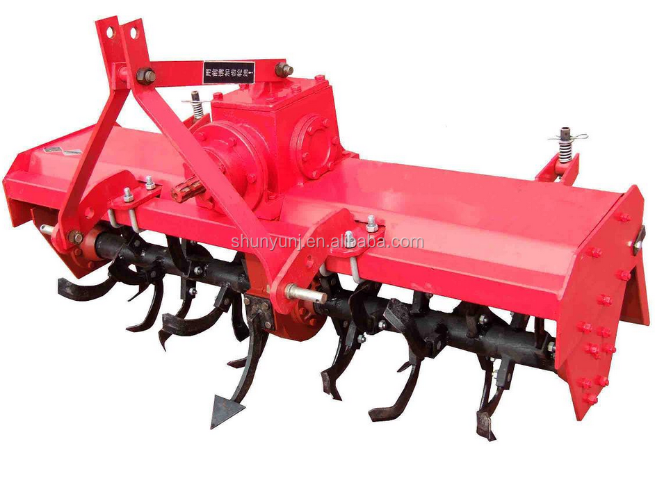 Tractor Tiller Product : Tractor implements point rotary tiller buy