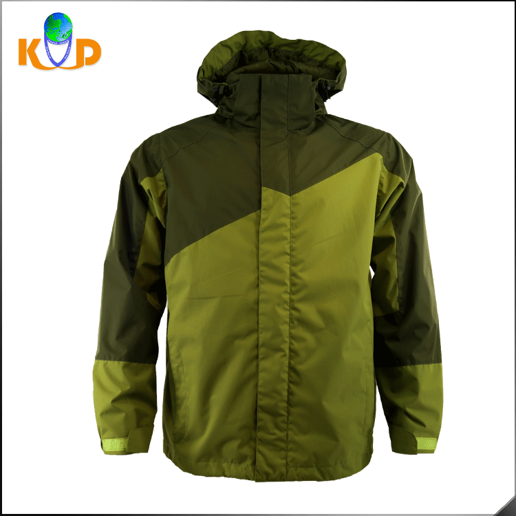New Design Fashion Adults Oem Custom Anti-Shrink 100% Nylon 4Xl Man Winter Coat
