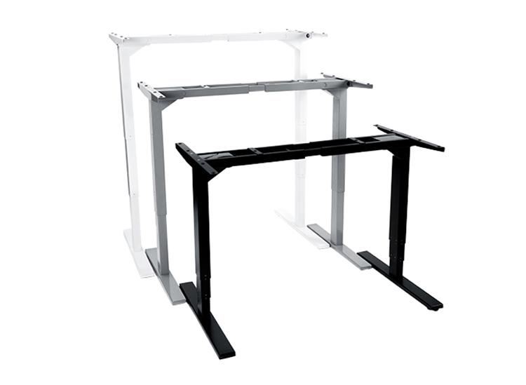Электрический стол для сидения, быстрый OEM ODM двойной мотор электрический стоящий регулируемый по высоте Рабочий стол регулируемый