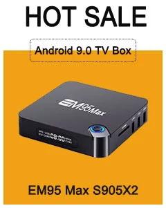 Latest TV Box X96 Mini 1Gb 8Gb Amgolic S905W 4K Android 7.1 X96 MINI Set Top Box