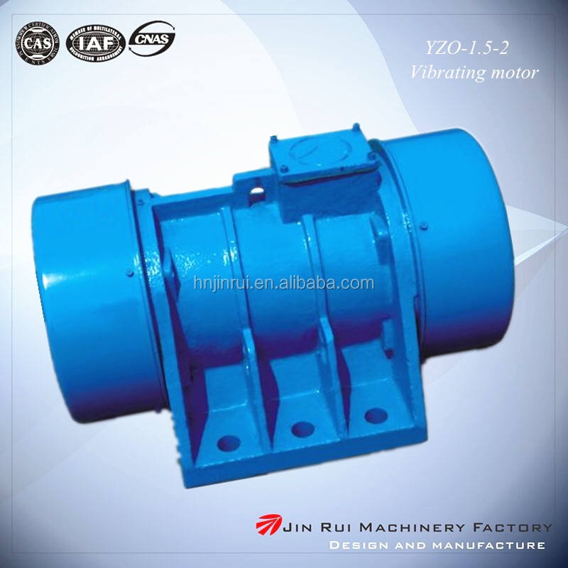 strong seismic resistance YZO vibrate electric motors AC motor
