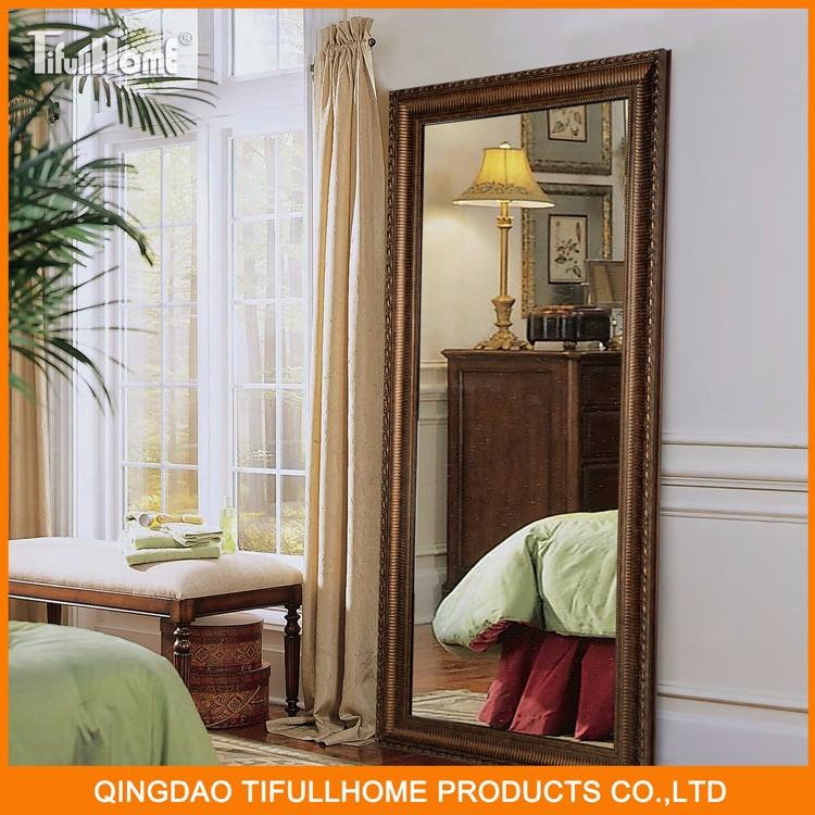 cuarto de bao de lujo gran espejo de pared decorativos
