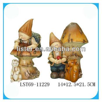 Resin Cheap Custom Garden Gnome Buy Garden GnomeCustom Garden